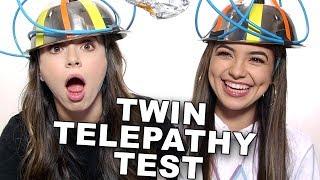 Download Twin Telepathy Test - Merrell Twins Video