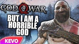 Download God of War but I am a horrible god Video