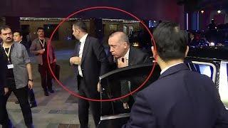 Download Erdoğan Güney Kore'de cep telefonunu Muhsin Köse'ye verdi Video