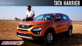 Download Tata Harrier - Jeep Compass killer?   Hindi Review   MotorOctane Video