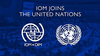 Download IOM joins the United Nations Video