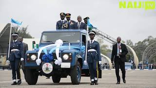 Download Nigerian Air Force Day Celebration 2018 (54th Anniversary) | Legit TV Video