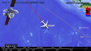Download Missing Flight MH370: Piloted Trajectory (1/3 - CAPTIO) Video