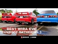 Download Best of the BEST Proton Wira Convert Lancer EVO 3 Libero at Sunroof Gathering 3 2017 Video