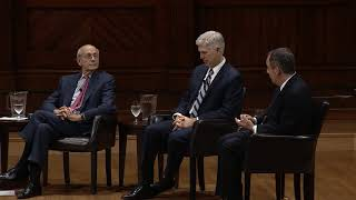 Download HLS in the World (Opening Ceremony): Conversation with Six Supreme Court Justices Video