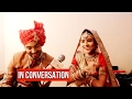 Download Samridh Bawa & Ankita Sharma's FUN chit chat | Swabhimaan Video