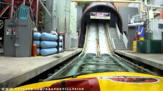 Download Jurassic Park The Ride River Adventures Front Seat (HD POV) Universal Studios Hollywood Video