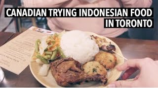 Download Canadian Trying Indonesian Food [Bahasa Indonesia subtitle] Video