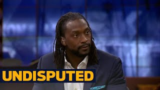 Download Charles Tillman explains what happened between OBJ and Josh Norman | UNDISPUTED Video