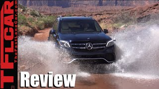 Download 2017 Mercedes-Benz GLS On & Off-Road Review: We Drive the Monster AMG 63 Video