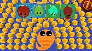 Download Mope.io I ate All the Snails on the Map Video