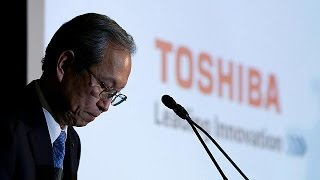 Download Toshiba warns it may not survive amid massive Westinghouse losses - economy Video