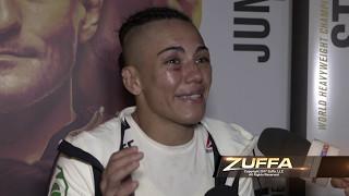 Download Jéssica Andrade analisa derrota para Joanna no UFC 211: ″respeitei demais″ Video