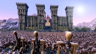 Download The Battle For Middle Earth - Helms Deep!!! | Ultimate Epic Battle Simulator HD Video