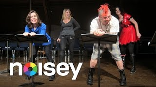 Download The Making of Fat Mike's Punk Rock Musical (Part 1) Video