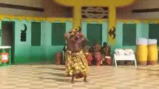 Download Traditional Ashanti dancers and drummers Video