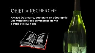 Download Arnaud Delamarre - Les mutations des commerces de vin à Paris et New York Video