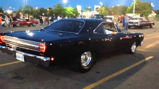 Download 1968 Plymouth Road Runner With LOUD Exhaust Video