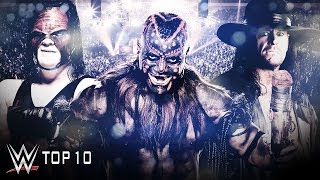 Download Scariest Moments in WWE History - WWE Top 10 Video