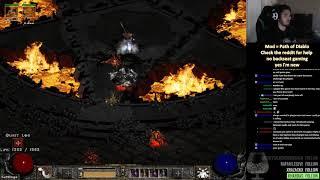 Download Diablo II LoD - Path of Diablo Bone Necro progress Video