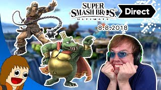 Download Smash Direct 8.8.18 - REACTIONS & THOUGHTS Video