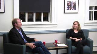 Download GSAS Writer's Night with Professor Duncan White 10/27/16 Video