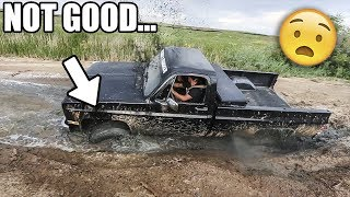 Download Hitting the BIG HOLE!!! - Extreme 4x4 MUDDING Video