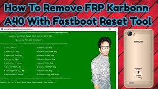 Download How To Remove Any SPD Frp With Android Fastboot Reset Tool Video
