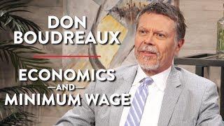 Download Economics and Minimum Wage (Don Boudreaux Pt. 1) Video