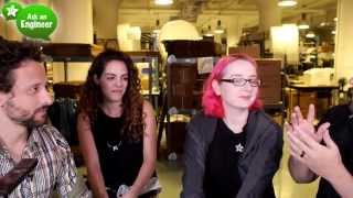 Download ASK AN ENGINEER - Special guests from goTenna Daniela Perdomo & Raphael Abrams 9/10/2014 Video