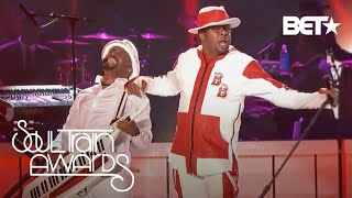 Download Bobby Brown, Teddy Riley Perform ″My Prerogative″ at Soul Train Awards 2016 Video