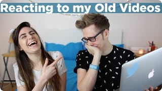 Download Reacting to my Old Videos | Evan Edinger & Dodie Clark Video