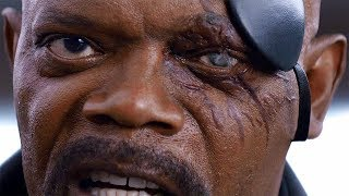 Download Nick Fury ″You Need To Keep Both Eyes Open″ - Captain America: The Winter Soldier (2014) Video