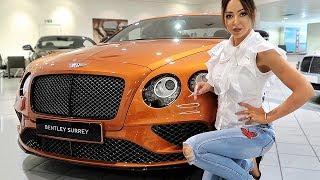Download COLLECTING MY NEW BENTLEY!!😱😍 | Luxury Car VLOG | Sophie Shohet Video