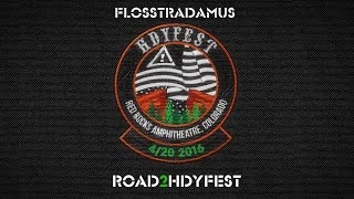Download FLOSSTRADAMUS - ROAD2HDYFEST Video