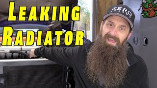 Download How To Replace a Radiator, and Fill Cooling System Video