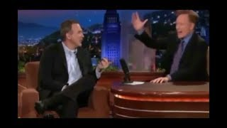 Download Conan Tries To Contain Norm Macdonald Video