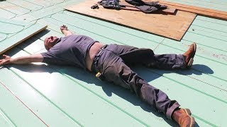 Download IT'S FINISHED! (Warmboard Radiant Subfloor Installation) Video