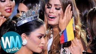 Download ¡Top 10 FAILS de Misses LATINAS! Video
