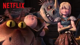 Download Dragons: Race to the Edge | Theme Song | Netflix Video