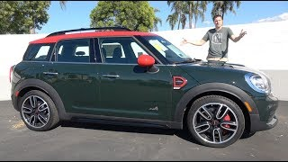 Download Here's Why the Mini Countryman Is Better Than You Think Video
