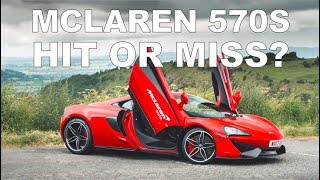 Download Would you buy a McLaren 570S? Hit or Miss? Video