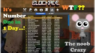 Download BLOCKADE 3D I lost my TOP 1 again, New Hack Level, Coins, EXP 2017 (Ferb Ayala) Video