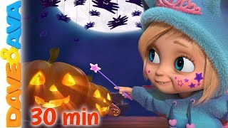 Download 🎃 Who Took the Candy? Halloween Songs and Nursery Rhymes by Dave and Ava 🎃 Video