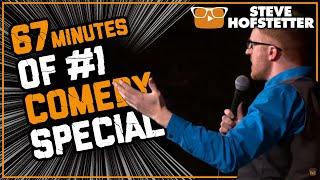 Download Secret Optimist - Steve Hofstetter (Full free comedy special) Video