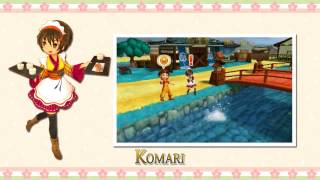 Download STORY OF SEASONS: Trio of Towns - Bachelorettes Trailer Video