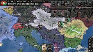 Download Hearts of Iron IV Achievment Vadászat #1 - Magyarország Video