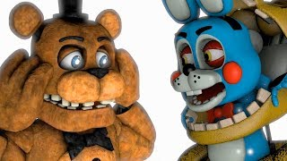 Download Top 5 Five Nights at Freddy's SHORT Animation (Funny FNAF Animations) Video