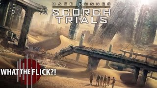 Download Maze Runner: The Scorch Trials Official Movie Review Video