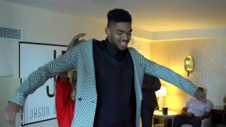 Download 2015 NBA Draft Night Fashion Video